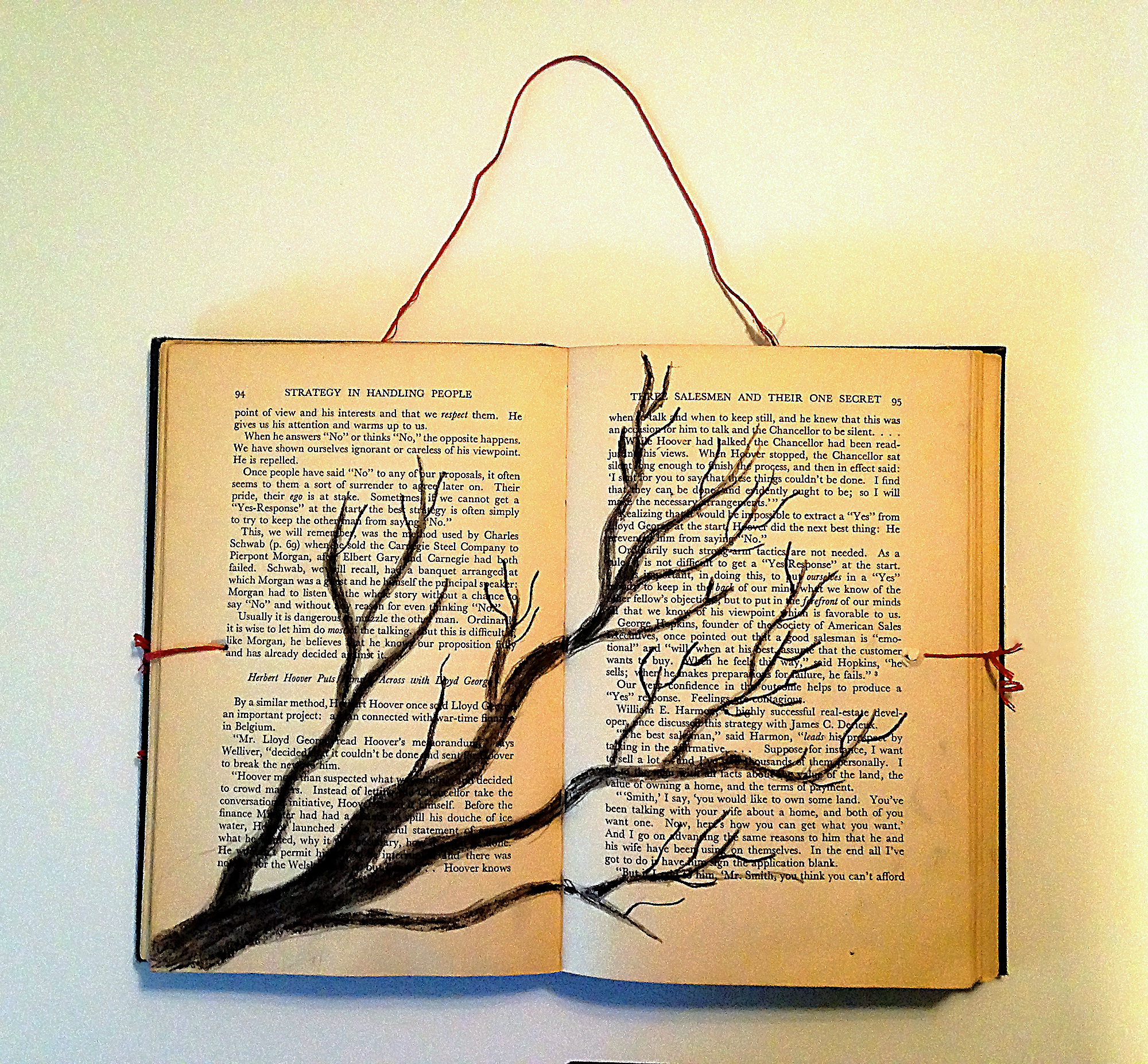 Book Decor – expressive crafts